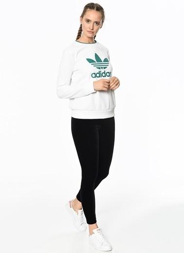 Baskılı Sweatshirt-adidas